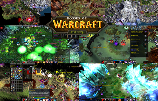 BoW ORPG Warcraft 3: Featured map big teaser image