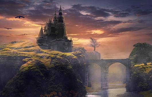 Castle Fight - EU Warcraft 3: Featured map big teaser image