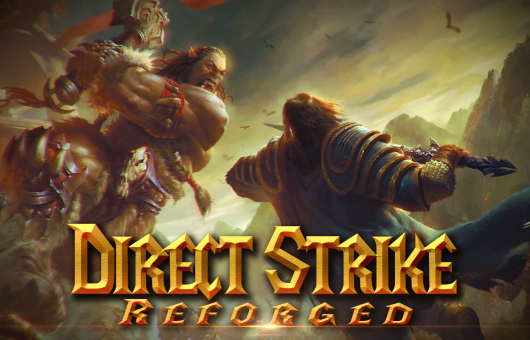 Direct Strike Reforged Warcraft 3: Featured map big teaser image
