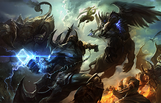 DotA - Defense of the Ancients Warcraft 3: Featured map big teaser image