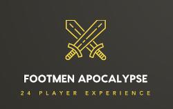 Footmen Apocalypse Warcraft 3: Featured map medium map teaser