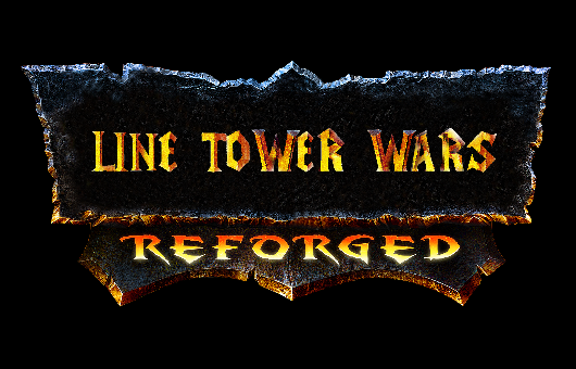Line Tower Wars: Reforged Warcraft 3: Featured map big teaser image