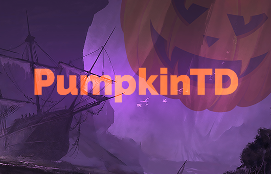 Pumpkin TD Warcraft 3: Featured map big teaser image