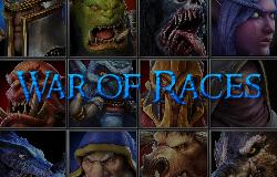 War of Races Warcraft 3: Featured map medium map teaser