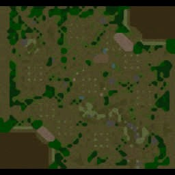 Assault3.5 - Warcraft 3: Mini map