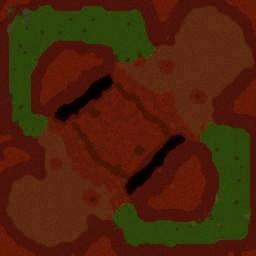 Steel assault 2 Rampage v1.6 - Warcraft 3: Mini map