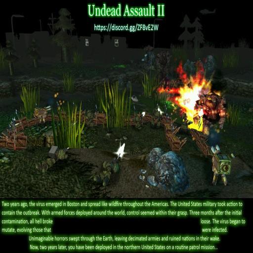 Undead Assault II TP 2.831 - Warcraft 3: Custom Map avatar