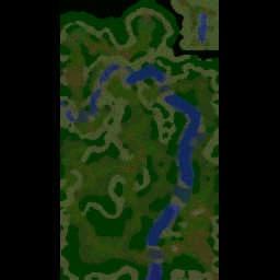 The Hunter of Shadows v3.52 - Warcraft 3: Mini map