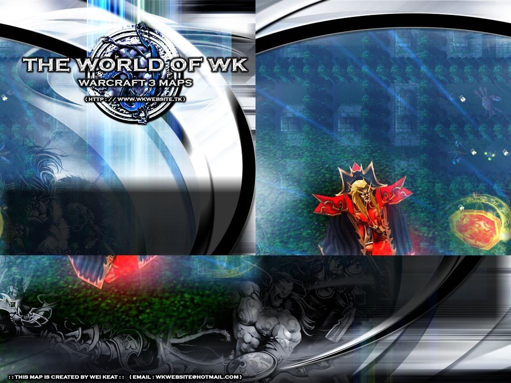 !! The World of WK (Bomber Man ) !! - Warcraft 3: Custom Map avatar