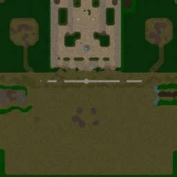 Abnegate Exilant 10.86 - Warcraft 3: Mini map