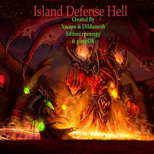 Island Defense Hell 2.0b - Warcraft 3: Custom Map avatar