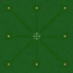 Lumber TD 3.63 - Warcraft 3: Mini map