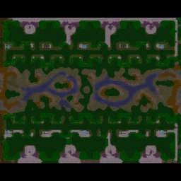 Corriente de ira-Ultimate-6.2.2 - Warcraft 3: Mini map