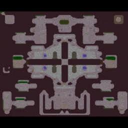Angel Arena Anime War vA - Warcraft 3: Mini map
