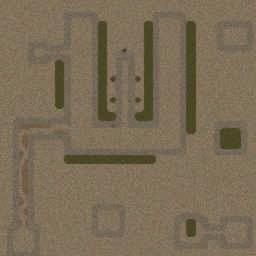 Assassins et défenseurs version 2.4 - Warcraft 3: Mini map