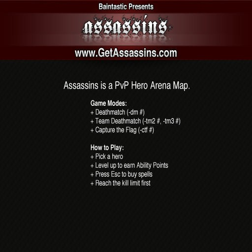 Download Map Assassins Hero Arena 20 Different Versions