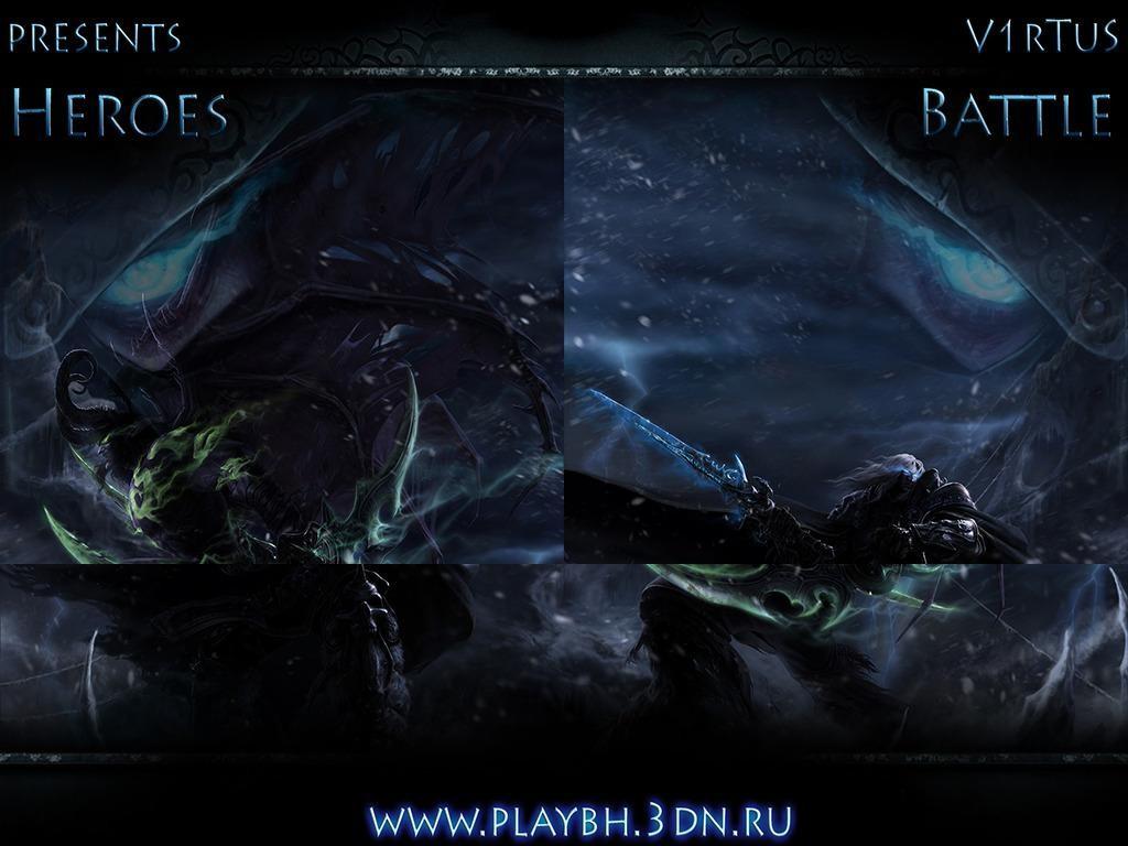 Battle Heroes v2.1 b6 - Warcraft 3: Custom Map avatar