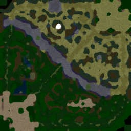 Bleach Blade Battlers 3.2 Open Beta - Warcraft 3: Mini map