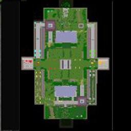 Characters Brawl v1.6 - Warcraft 3: Mini map