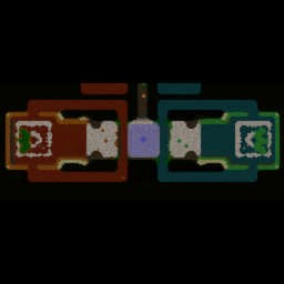 C.L.O.B. - Warcraft 3: Mini map