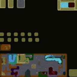 Elite's Arena v1.03b - Warcraft 3: Mini map