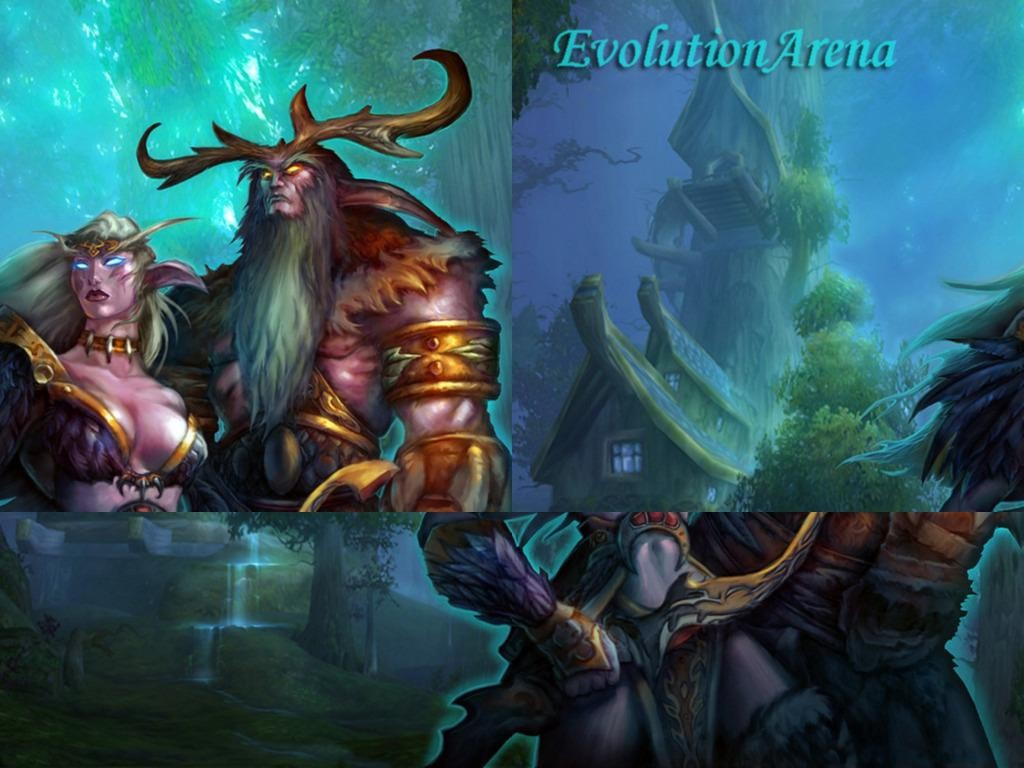 Evolution Arena V2.8 - Warcraft 3: Custom Map avatar