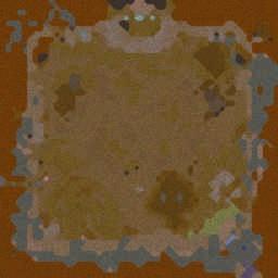 Goblin's Playground ver. 1.61 - Warcraft 3: Mini map