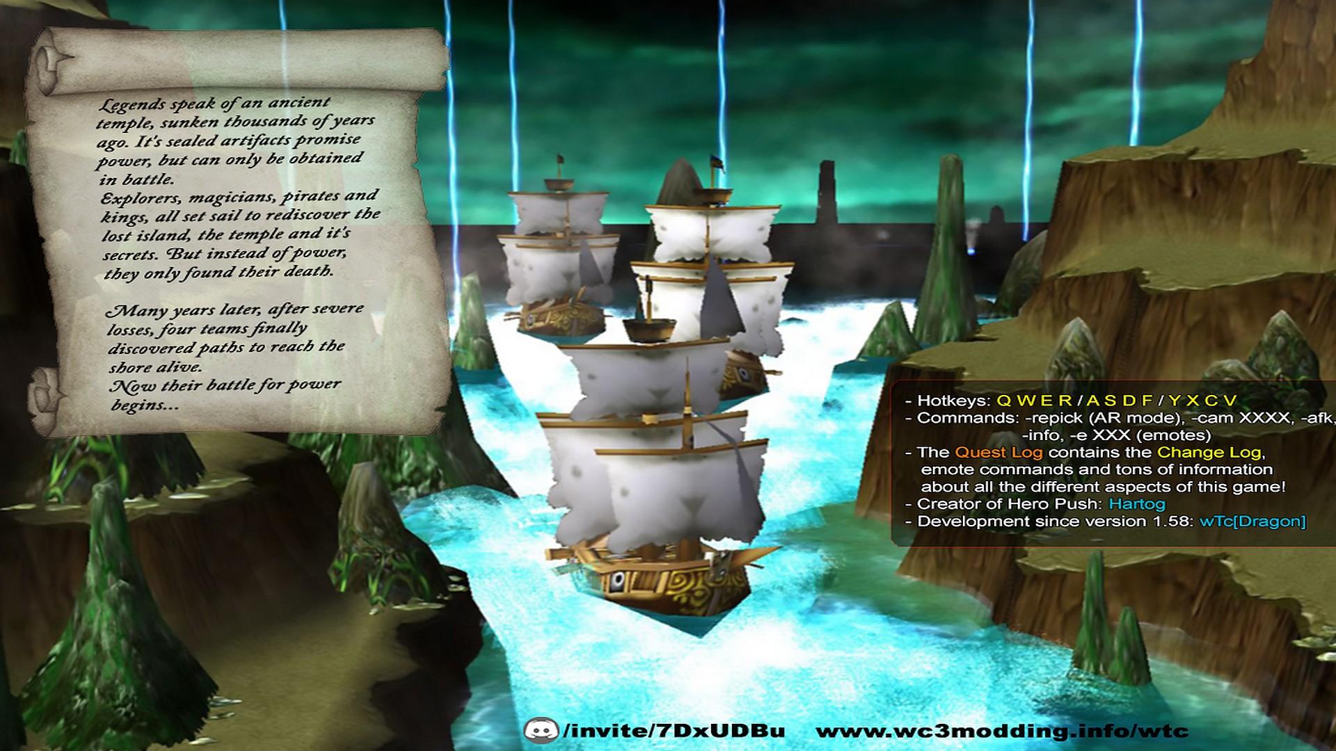 Hero Push 4.1 - Warcraft 3: Custom Map avatar