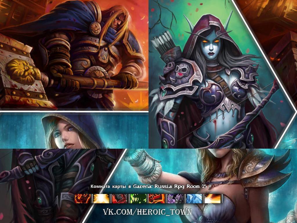 Heroic Town 2.71b Ko - Warcraft 3: Custom Map avatar
