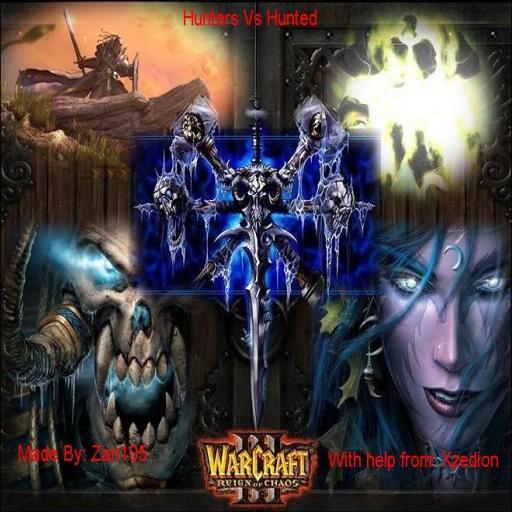 Hunters Vs. The Hunted V.38 - Warcraft 3: Custom Map avatar