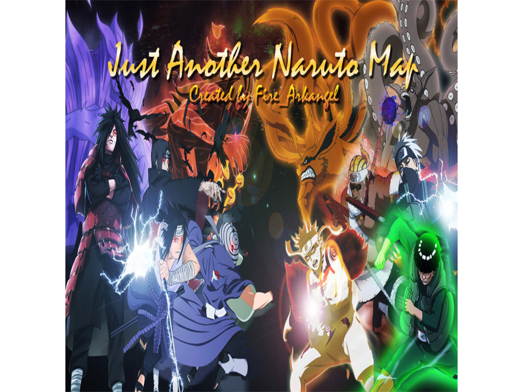 Download map Just Another Naruto Map - Hero Arena | 4