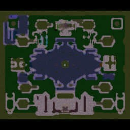 Legend Of The Dragon v2888 - Warcraft 3: Mini map