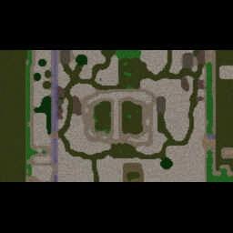 MPI3 Arena - Warcraft 3: Mini map