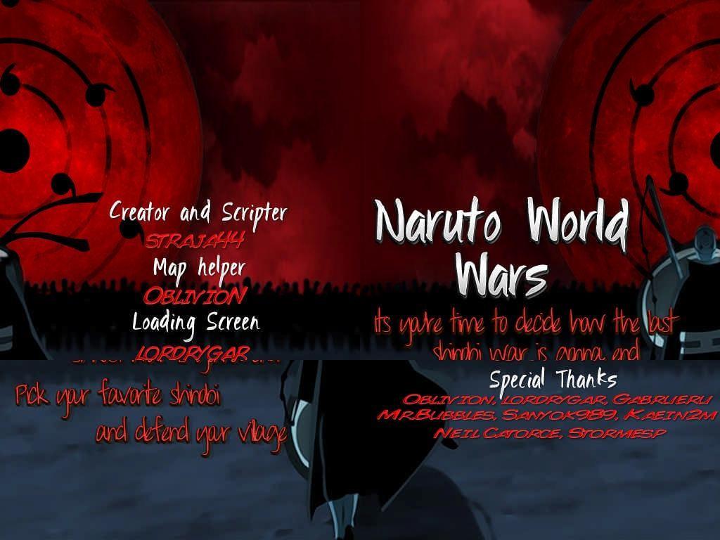 Naruto World Wars 3.6.0 - Warcraft 3: Custom Map avatar