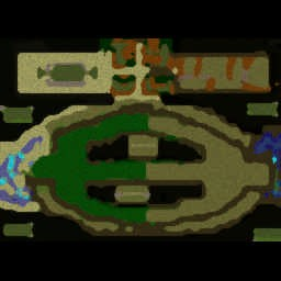 Download Map Orcs Vs Humans By Raynox Hero Arena 1 Different