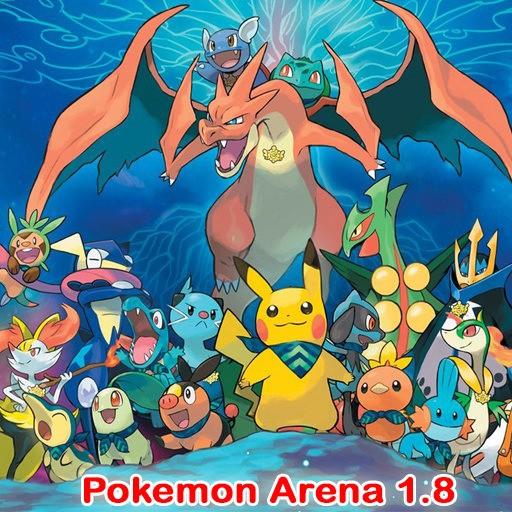 Pokemon Arena v1.8 - Warcraft 3: Custom Map avatar