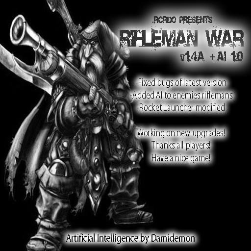 Download Map Rifleman War Hero Arena 8 Different Versions