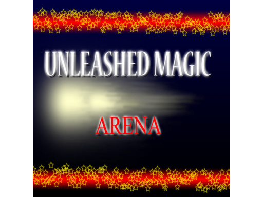 Download map Unleashed Magic Arena v1 3a by Deatrathias