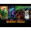 Warcraft Royale Warcraft 3: Map image