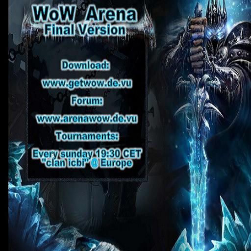 WoW WotLK: Arena Final - Warcraft 3: Custom Map avatar