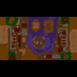 WoW WotLK: Arena Final - Warcraft 3: Mini map