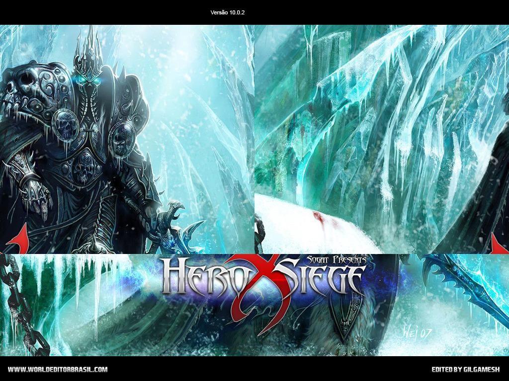 Download map X Hero Siege - Hero Arena | 227 different versions