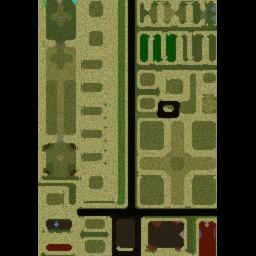 万魔之王4.0 - Warcraft 3: Mini map