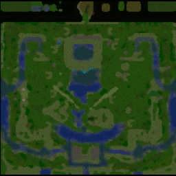 Alianza contra Horda v6.5 - Warcraft 3: Mini map