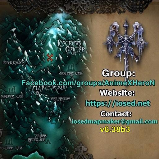 Anime X Hero N v6.38b3 (2019) - Warcraft 3: Custom Map avatar