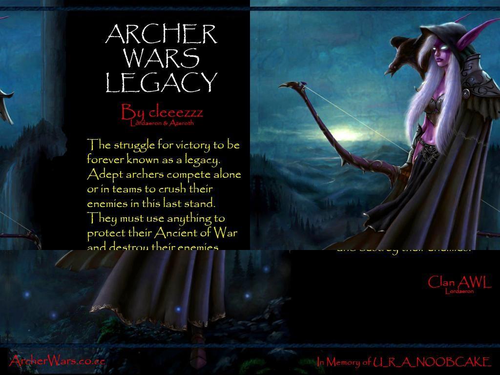Archer Wars: Legacy 1.3e - Warcraft 3: Custom Map avatar