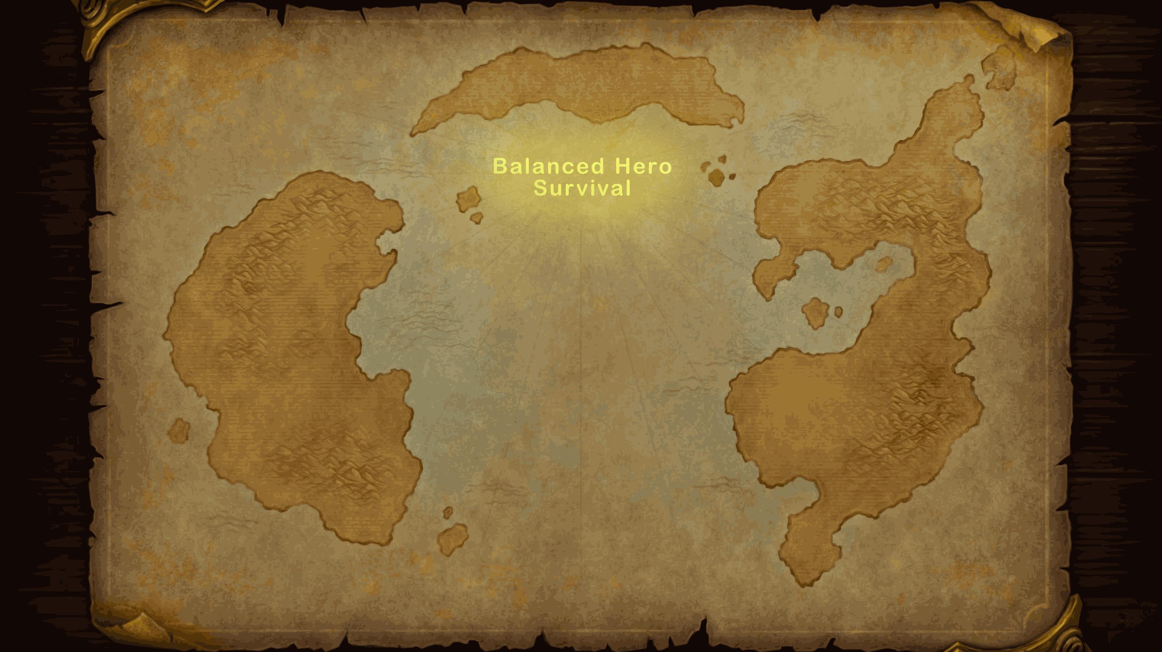 Balanced Hero Survival v0.25 - Warcraft 3: Custom Map avatar