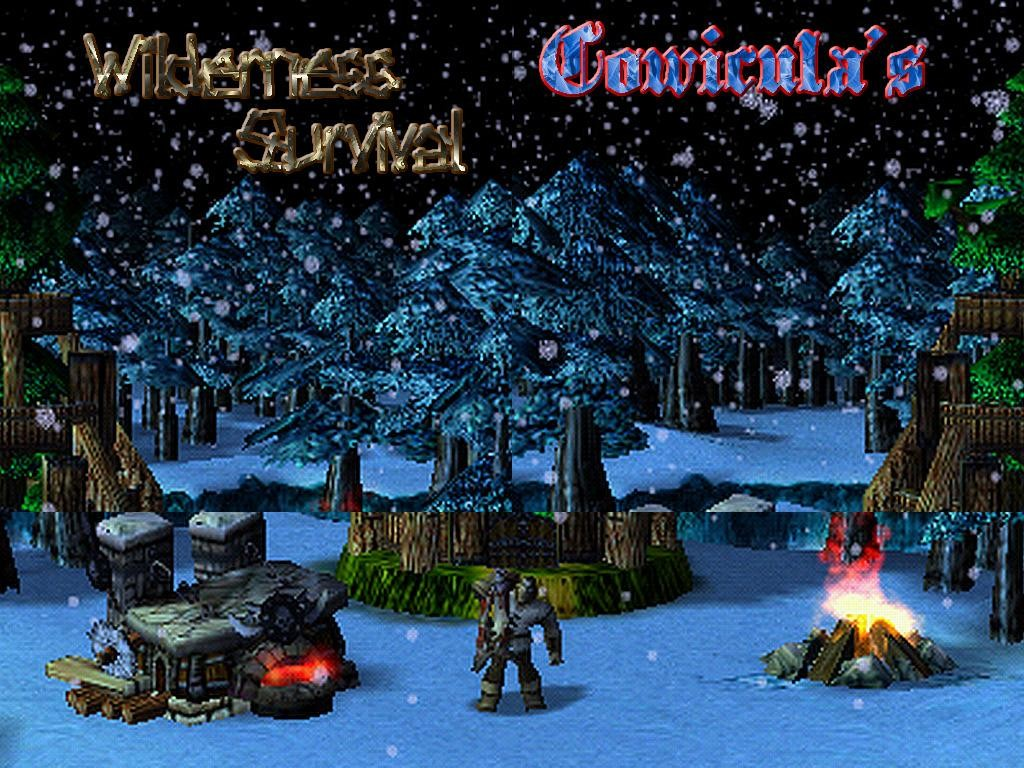 Cowicula's Wilderness Survival 1.2b - Warcraft 3: Custom Map avatar