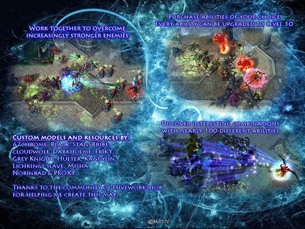 Defending Ascenders - Warcraft 3: Custom Map avatar
