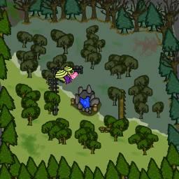 Dota Fun Wars RELOADED 2.4 - Warcraft 3: Mini map